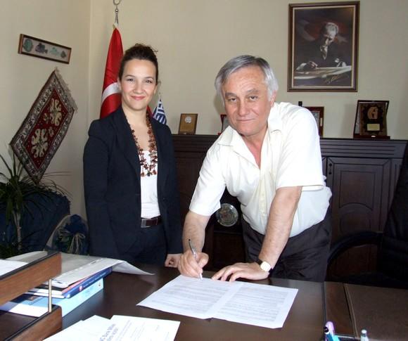 MİTSO, Garanti Bankası ile kredi antlaşması imzaladı..