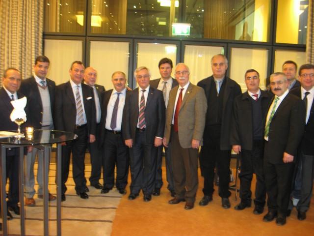 Berlin TDU  İş Adamları Toplantısı (10)