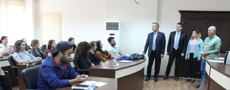 MİTSO'nun İŞKUR ve KOSGEB işbirliğinde açtığı girişimcilik kursuna yoğun ilgi… İSTANBUL'DAN, HATAY'DAN, BİTLİS'TEN BİLE GELDİLER…
